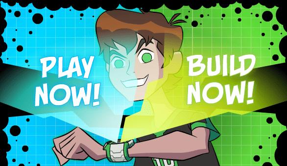 Jogar Ben 10 Omniverse Game Creator Gratis Online