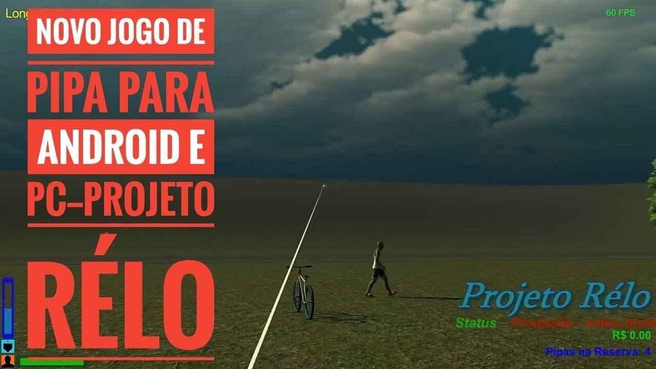 Projeto Rélo – Jogo de Pipas