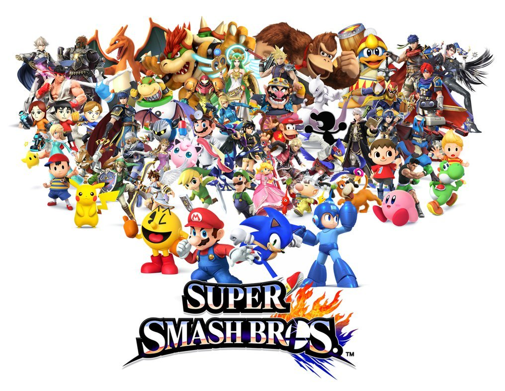 Super Smash Bros ST 5  Gratis