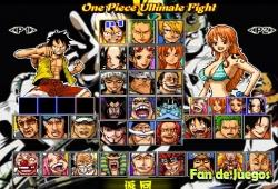 One Piece Ultimate Fight 1.5