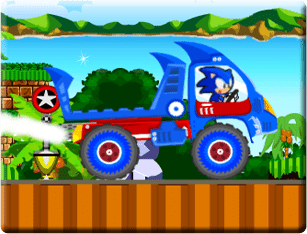 Sonic Truck – Caminhão do Sonic