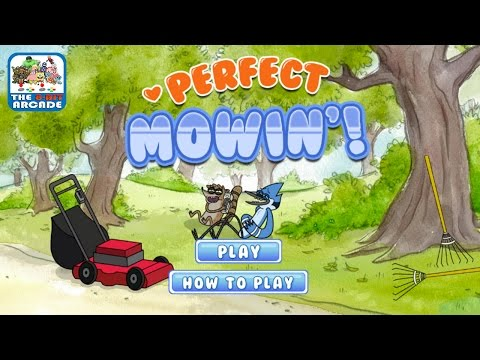 Regular Show – Perfect Mowin