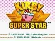 Play Kirby Super Star