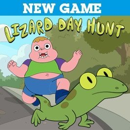 Clarence Game – Lizard Day Hunt
