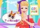 Barbie's Powerpuff Looks