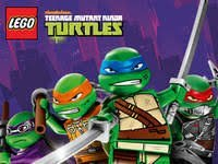 Lego TMNT: Shell Shocked – 3D Fighting Ninja Turtles Game