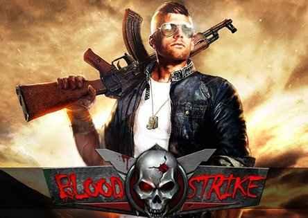 Play Blood Strike Servidor Novo