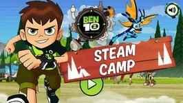 Jogar Ben 10 Steam Camp Gratis Online