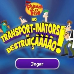 No Transportinador da Destruição