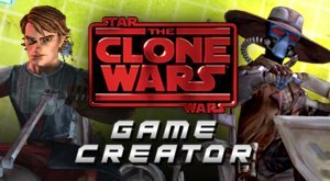 Star Wars: The Clone Wars Game Creator | Build and Play Your Own Games | Cartoon Network