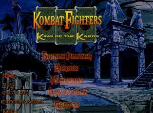 KOMBAT FIGHTERS
