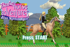 Barbie Horse Adventures – Blue Ribbon Race