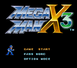 Mega Man X3 – Zero Project (Ver. 3.0)