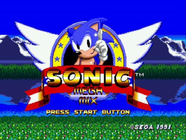 Sonic 1 Megamix (beta 4.0)