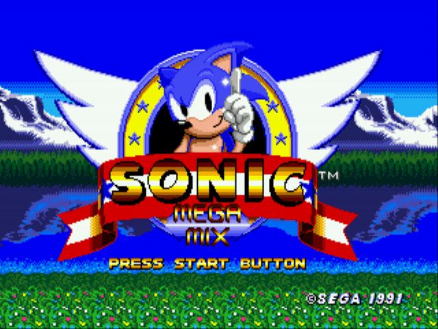 Sonic 1 Megamix (v3.0)