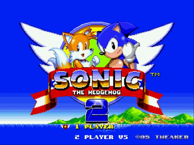Sonic 2 Megamix