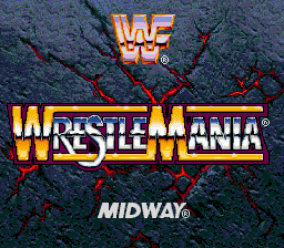 WWF WrestleMania – The Arcade Game