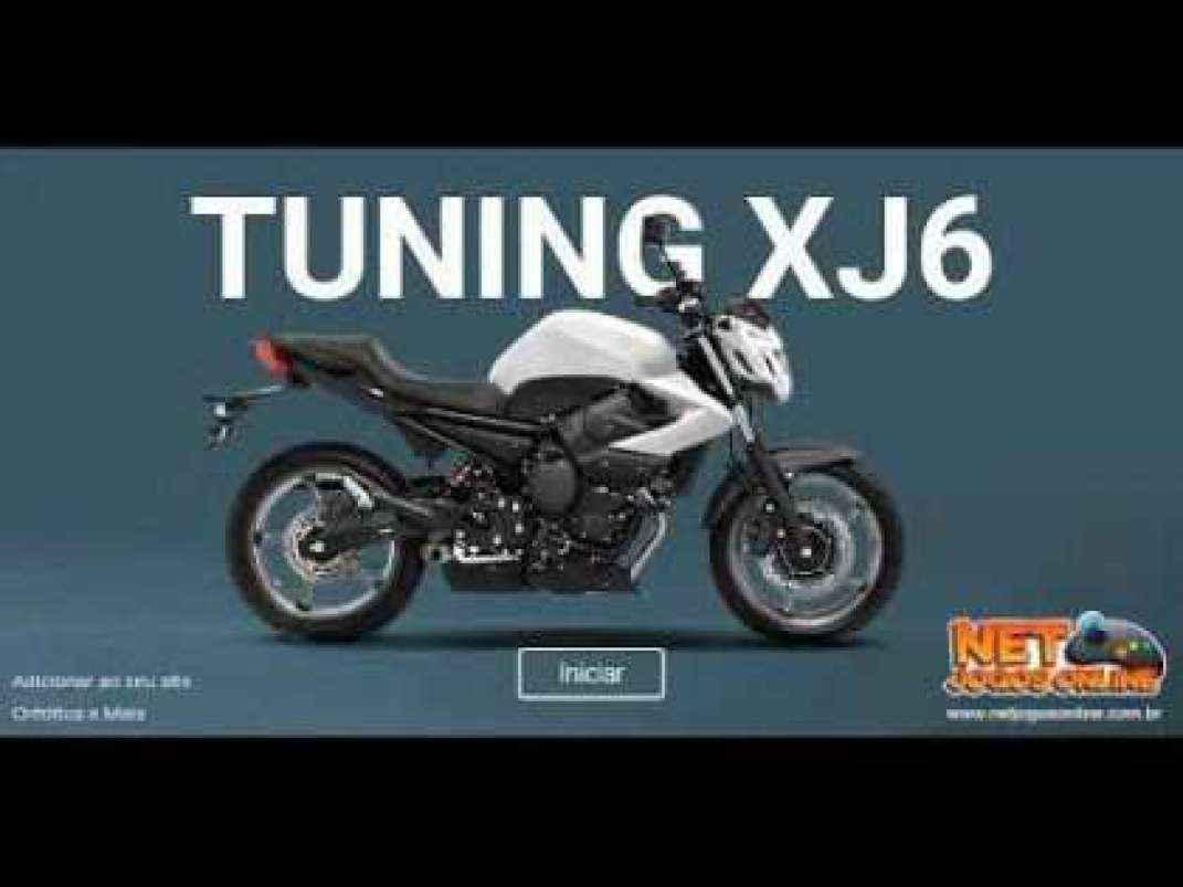Tuning Moto XJ6