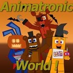 Roblox: Animatronic World !