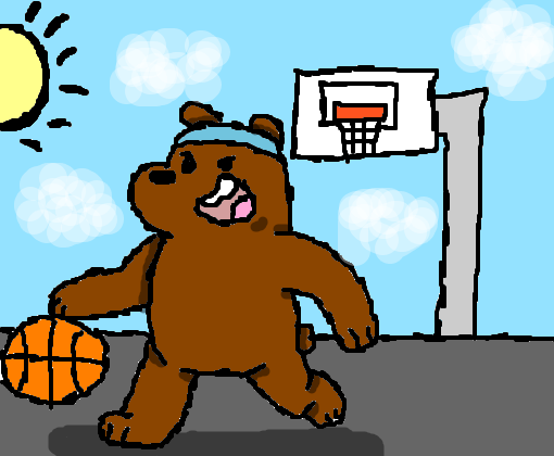 Ursos sem Curso: Basquete