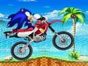 Jogar Sonic Moto Gratis Online