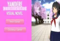 Yandere Simulator Visual Novel