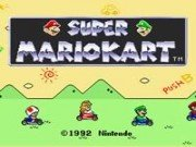 Super Mario Kart – Super Nintendo (SNES)