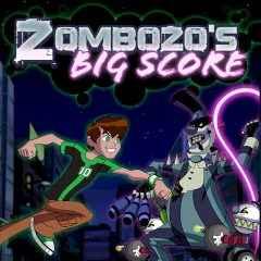 Ben 10 Omniverse Zombozo's Big Score