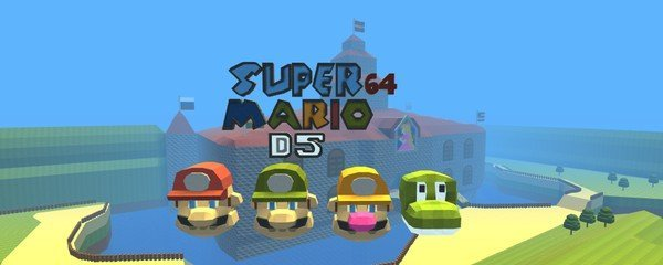 Super Mario 64 DS – KoGaMa