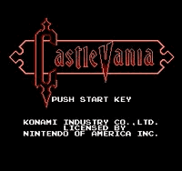Castlevania – Fan Edition