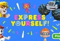 Nick Jr Express Yourself