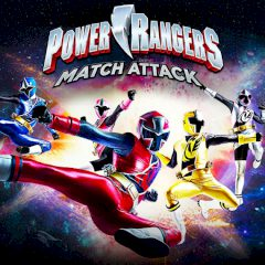 Power Rangers Match Attack