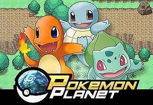 Pokemon Planet – Free Pokemon MMORPG