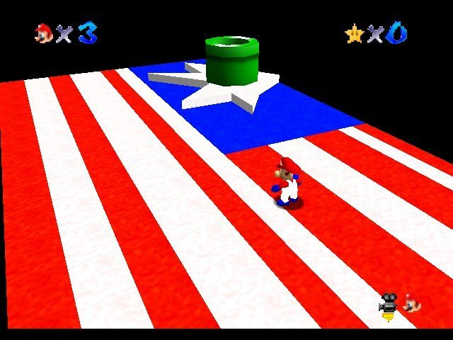 Mario 4th of July 64  N64 Rom