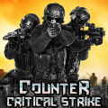 Counter Critical Strike CS: Força Especial FPS