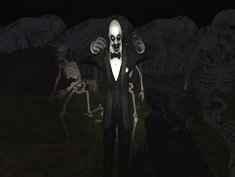 Slenderman Must Die : Abandoned Graveyard