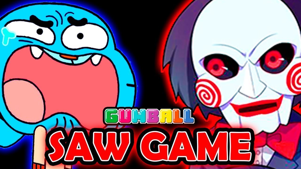 GUMBALL SAW GAME