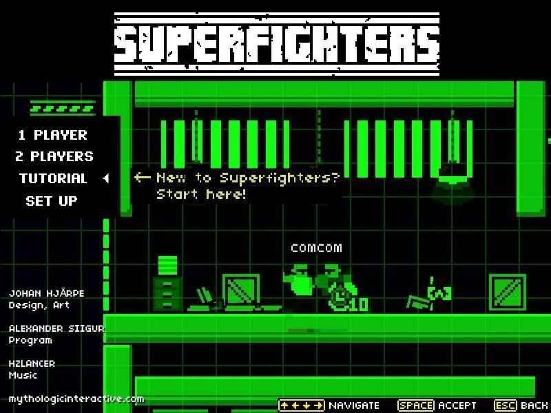 Super Lutadores Hacked