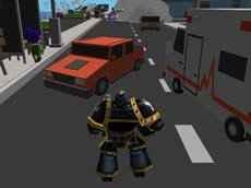 Jogar ROBOT CITY SIMULATOR Gratis Online