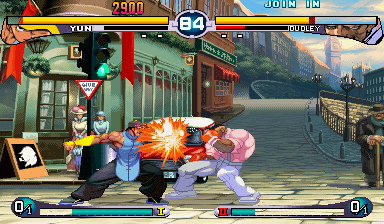Jogar Street Fighter III 2nd Impact: Giant Attack Gratis Online