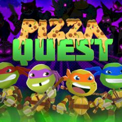 Jogar Teenage Mutant Ninja Turtles Pizza Quest Gratis Online