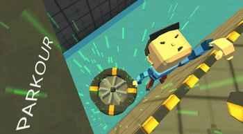 Kogama: Parkour simulator