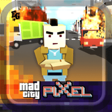 Pixel's Edition Mad City Crime
