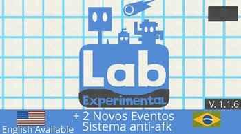 Kogama: Laboratório Experimental
