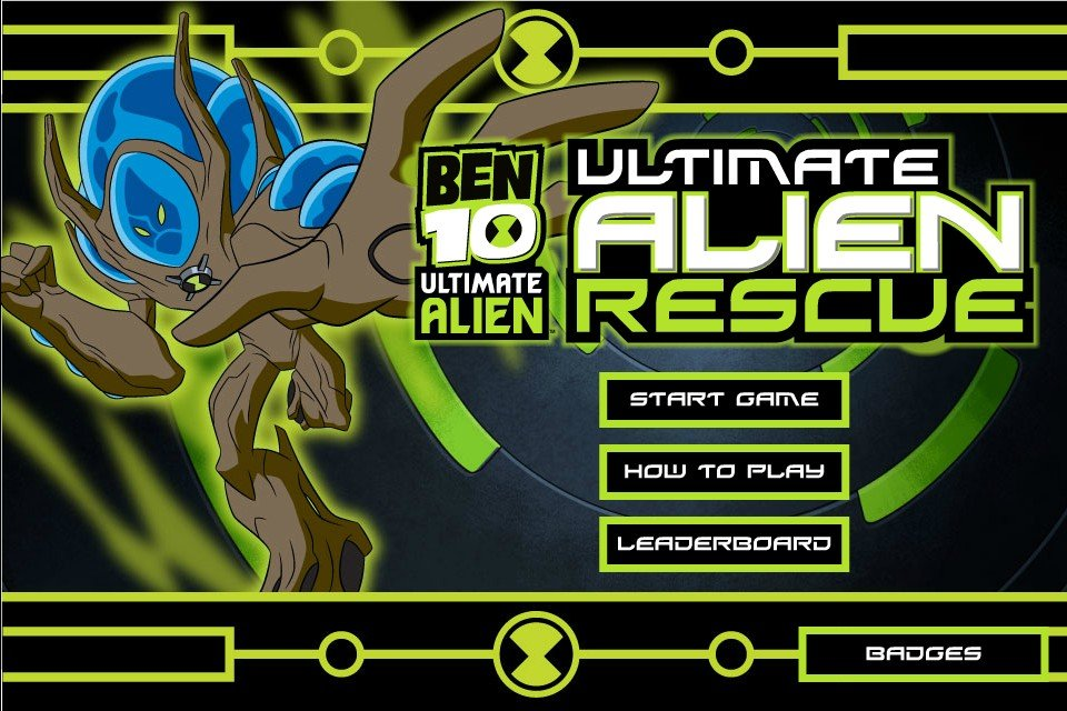 Ben 10 Ultimate Alien Rescue Hacked / Cheats