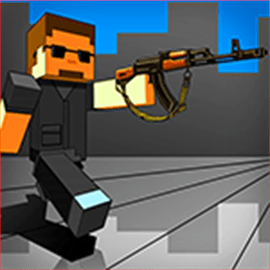 Block Craft Shooter