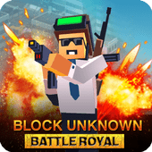 Jogar Block Unknown Battle Royale Gratis Online