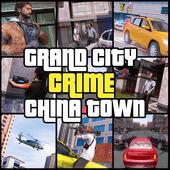Grande Cidade Crime China Cidade Auto Máfia