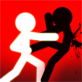 Stickman Warriors Fighting