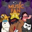 Cartoon Network Music Fan